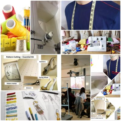 Fashion designing equipments