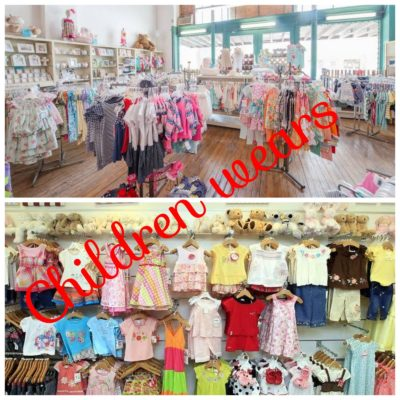 Children boutique