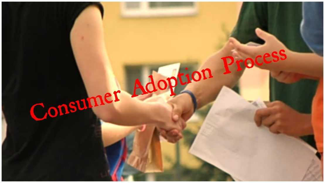 Photo of 5 Stages To  Consumer Adoption Process (with examples)