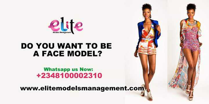 Photo of List Of Top Modeling Agencies In Nigeria.