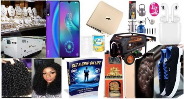 Fast selling products online in Nigeria