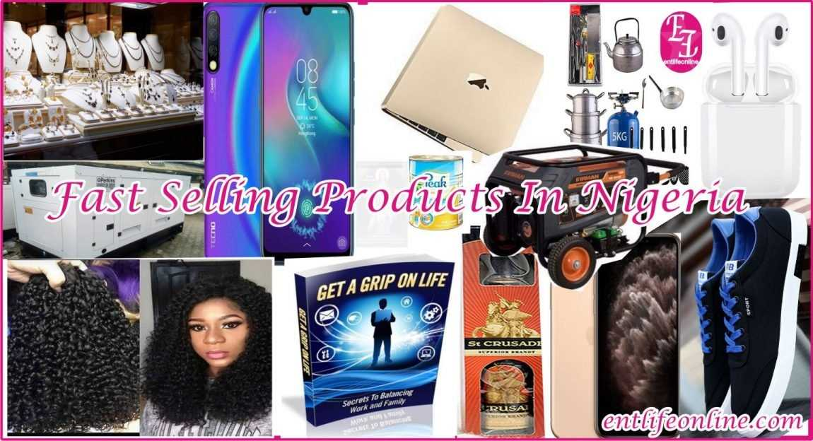 Photo of Latest 41 High demand & Fast Selling Products Online in Nigeria