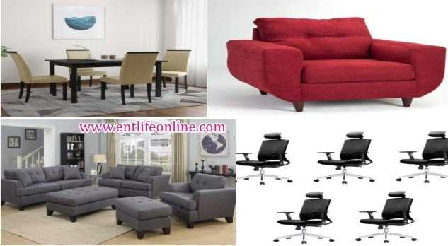 high in demand products in Nigeria furniture