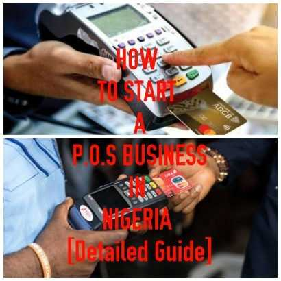 How to start a pos business