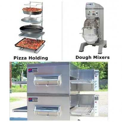 Equipment needed to start a pizza business