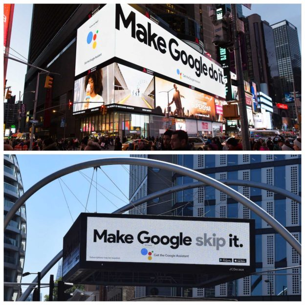outdoor advertising examples