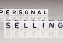 personal selling in marketing