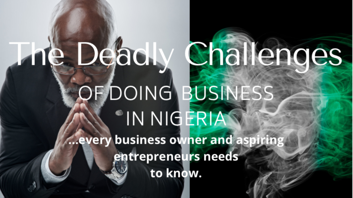 challenges of starting a business in Nigeria